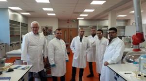 Group Pharmacy Kirkuk in Leiden University