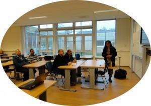 Agriculture Directorate of Kirkuk.in Holland (Managment training)