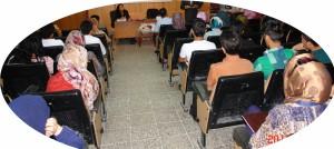 Sulaimani Polytechnic university.  Workshop